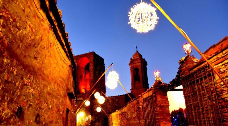 CHRISTMAS IN CITTA' DELLA PIEVE