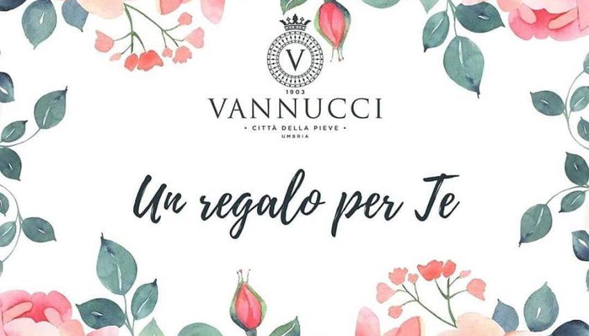 voucher gift vannucci